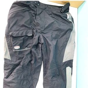 First Gear Armored Motorcycle Pants 2001
